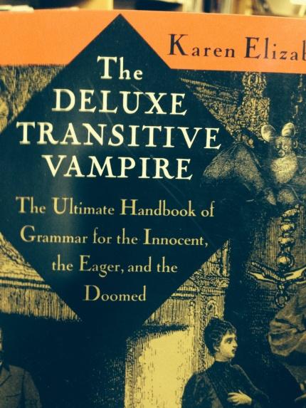 Vampire Grammar