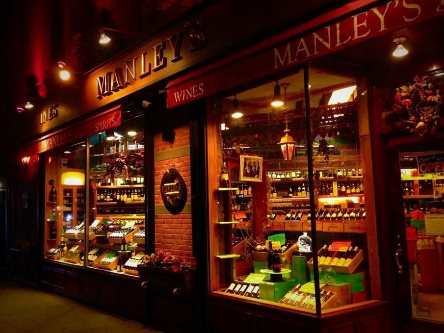 Manley's in Technicolor