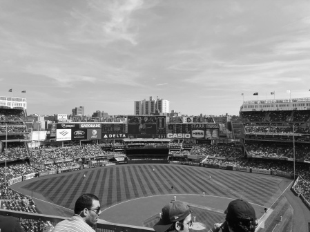 Yankee Stadium [Photo by C. Malone]