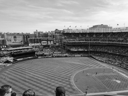 Yankee Stadium [Photo by C. Malone]